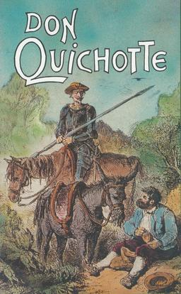 Don Quichotte pour enfants - couverture. Source : http://data.abuledu.org/URI/555ba83f-don-quichotte
