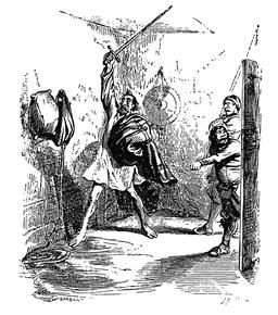 Don Quichotte de Grandville. Source : http://data.abuledu.org/URI/52bf4439-don-quichotte-de-grandville