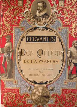 Don Quijote de La Mancha. Source : http://data.abuledu.org/URI/5560a95a-don-quijote-de-la-mancha