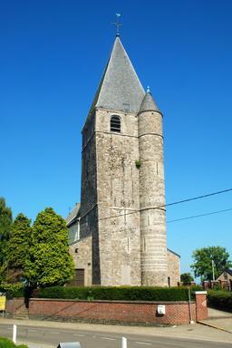 Donjon médiéval du douzième siècle. Source : http://data.abuledu.org/URI/532e9443-donjon-medieval-du-douzieme-siecle