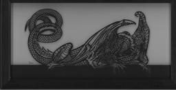 Dragon en papier découpé. Source : http://data.abuledu.org/URI/52f297c7-dragon-en-papier-decoupe