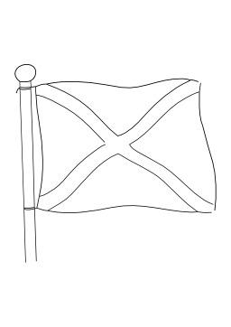 Drapeau de l'Écosse. Source : http://data.abuledu.org/URI/50256610-drapeau-de-l-ecosse