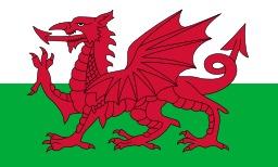 Drapeau du Pays de Galles. Source : http://data.abuledu.org/URI/5251744a-drapeau-du-pays-de-galles