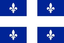 Drapeau du Québec. Source : http://data.abuledu.org/URI/512248d9-drapeau-du-quebec