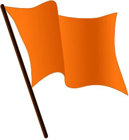 Drapeau orange. Source : http://data.abuledu.org/URI/50465a55-drapeau-orange
