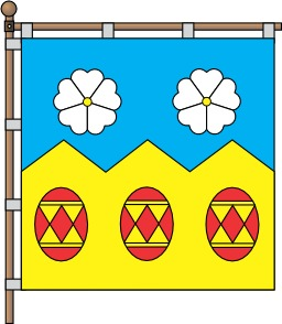 Drapeau ukrainien. Source : http://data.abuledu.org/URI/53935bd0-drapeau-ukrainien