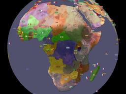 Drapeaux des pays africains. Source : http://data.abuledu.org/URI/52d2b40d-drapeaux-des-pays-africains