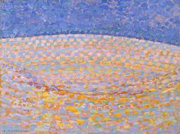 Dune de sable par Mondrian. Source : http://data.abuledu.org/URI/54c4b87e-dune-de-sable-par-mondrian