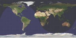Durée du jour et de la nuit sur terre. Source : http://data.abuledu.org/URI/53c830ff-duree-du-jour-et-de-la-nuit-sur-terre