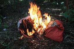 Duvet d'oreillers en feu. Source : http://data.abuledu.org/URI/5335be7d-duvet-d-oreillers-en-feu