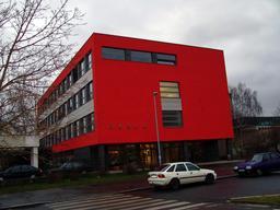 École moderne à Prague. Source : http://data.abuledu.org/URI/533c9125-ecole-moderne-a-prague
