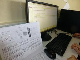 Écriture sur Vikidia au collège. Source : http://data.abuledu.org/URI/56d39388-ecriture-sur-vikidia-au-college