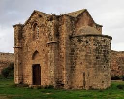 Église arménienne de Famagouste. Source : http://data.abuledu.org/URI/58cdf201-eglise-armenienne-de-famagouste