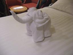 Éléphant en serviette de bain. Source : http://data.abuledu.org/URI/5342547a-elephant-en-serviette-de-bain