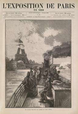 En bateau-mouche aux abords du pont d'Iéna. Source : http://data.abuledu.org/URI/5344721a-en-bateau-mouche-aux-abords-du-pont-d-iena