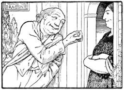 En échange, conte de Grimm. Source : http://data.abuledu.org/URI/50d3531b-en-echange-conte-de-grimm