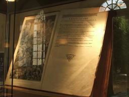 Encyclopédie de Diderot et d'Alembert au Mans. Source : http://data.abuledu.org/URI/524c7617-encyclopedie-de-diderot-et-d-alembert-au-mans