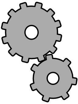 Engrenage. Source : http://data.abuledu.org/URI/504308b7-engrenage