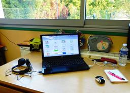 Enregistrement dans une classe de CP. Source : http://data.abuledu.org/URI/59d98389-enregistrement-dans-une-classe-de-cp