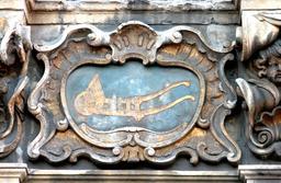 Enseigne La Brouette à Bruxelles. Source : http://data.abuledu.org/URI/51de6ede-enseigne-la-brouette-a-bruxelles
