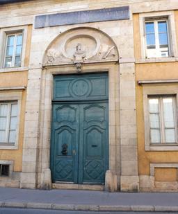 Enseignement pratique à Dijon. Source : http://data.abuledu.org/URI/592699e1-enseignement-pratique-a-dijon
