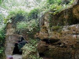 entrée de grotte. Source : http://data.abuledu.org/URI/501dcd63-entree-de-grotte-