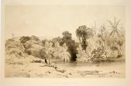 Entrée de la rivière de Païou en 1838. Source : http://data.abuledu.org/URI/5980b5e2-entree-de-la-riviere-de-paiou-en-1838
