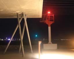 Entrée du port d'Arcachon de nuit. Source : http://data.abuledu.org/URI/55bb741c-entree-du-port-d-arcachon-de-nuit