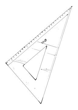 Équerre. Source : http://data.abuledu.org/URI/50257aea-equerre