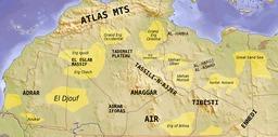 Ergs du Sahara. Source : http://data.abuledu.org/URI/52d1b046-ergs-du-sahara
