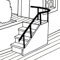 Escalier. Source : http://data.abuledu.org/URI/52d72a4e-escalier