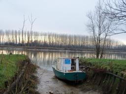 Estey de la Garonne en hiver. Source : http://data.abuledu.org/URI/5827e4e3-estey-de-la-garonne-en-hiver