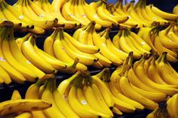 Étal de bananes mûres. Source : http://data.abuledu.org/URI/530f11c6-etal-de-bananes-mures