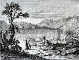 État actuel de la solfatare de Pouzzoles. Source : http://data.abuledu.org/URI/56bba076-etat-actuel-de-la-solfatare-de-pouzzoles