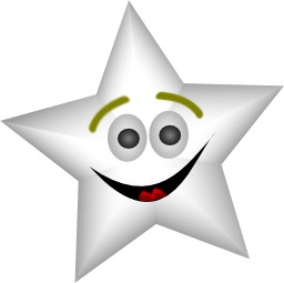 Étoile souriante. Source : http://data.abuledu.org/URI/54067c9d-etoile-souriante