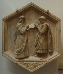 Euclide et Pythagore ou la géométrie et l'arithmétique. Source : http://data.abuledu.org/URI/47f41af1-euclide-et-pythagore-ou-la-g-om-trie-et-l-arithm-tique