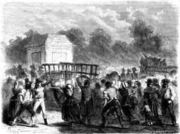 Exécution des Girondins. Source : http://data.abuledu.org/URI/50acac8d-execution-des-girondins