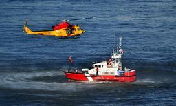 Exercice de sauvetage en mer. Source : http://data.abuledu.org/URI/5356ae06-exercice-de-sauvetage-en-mer