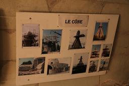 Exposition au moulin de Bléré. Source : http://data.abuledu.org/URI/55dd9a48-exposition-au-moulin-de-blere