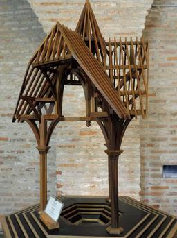 Exposition au Palais de la Berbie à Albi. Source : http://data.abuledu.org/URI/59c1caa5-exposition-au-palais-de-la-berbie-a-albi