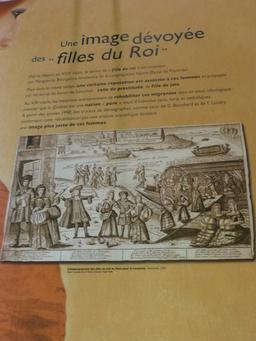 Exposition dans la tour de la Chaîne à La Rochelle. Source : http://data.abuledu.org/URI/582115b4-exposition-dans-la-tour-de-la-chaine-a-la-rochelle