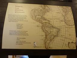 Exposition dans la tour de la Chaîne à La Rochelle. Source : http://data.abuledu.org/URI/58211678-exposition-dans-la-tour-de-la-chaine-a-la-rochelle