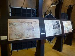 Exposition dans la tour de la Chaîne à La Rochelle. Source : http://data.abuledu.org/URI/58217a6b-exposition-dans-la-tour-de-la-chaine-a-la-rochelle