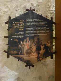 Exposition dans la tour de la Chaîne à La Rochelle. Source : http://data.abuledu.org/URI/58217b3d-exposition-dans-la-tour-de-la-chaine-a-la-rochelle