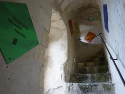 Exposition dans la tour de la Chaîne à La Rochelle. Source : http://data.abuledu.org/URI/58217b7c-exposition-dans-la-tour-de-la-chaine-a-la-rochelle