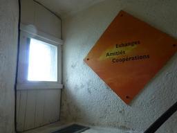 Exposition dans la tour de la Chaîne à La Rochelle. Source : http://data.abuledu.org/URI/58217b9d-exposition-dans-la-tour-de-la-chaine-a-la-rochelle