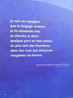 Exposition dans la tour de la Chaîne à La Rochelle. Source : http://data.abuledu.org/URI/58217c59-exposition-dans-la-tour-de-la-chaine-a-la-rochelle