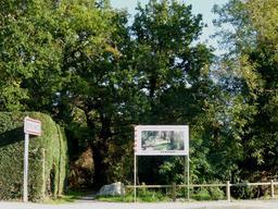 Eysines, Entrée du parc Lamothe-Lescure. Source : http://data.abuledu.org/URI/563073ed-eysines-entree-du-parc-lamothe-lescure