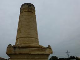 Eysines, Monument aux morts de 1870. Source : http://data.abuledu.org/URI/56307480-eysines-monument-aux-morts-de-1870