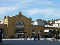 Façace de la gare à Nancy. Source : http://data.abuledu.org/URI/581a1fce-facace-de-la-gare-a-nancy